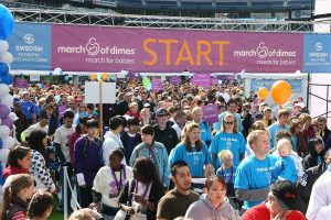 March of Dimes Event Banner